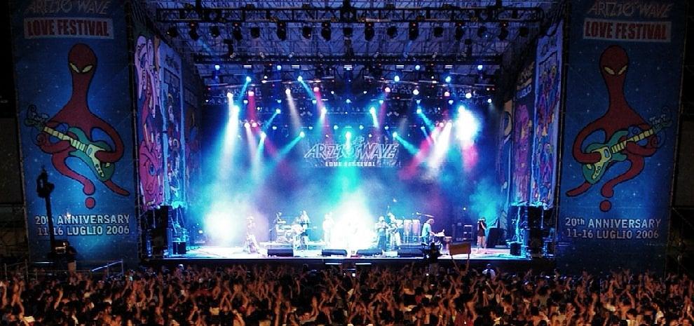 Arezzo Wave compie 30 anni: un compleanno tra rock e reggae