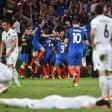 Francia-Albania 2-0: Blues agli ottavi, doccia gelata per De Biasi