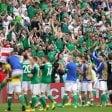 Ucraina-Irlanda del Nord 0-2: orgoglio britannico, gialloblù eliminati