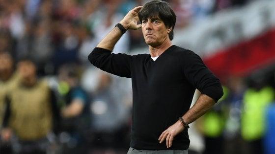 """Germania, Loew: """"E' mancato l'ultimo passaggio"""""""