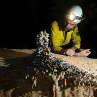 """Lo speleologo Sauro: """"Io, scoperto da Time. Ora l'Italia scommette su di me"""""""