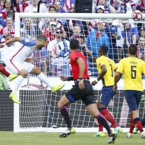 Coppa America, Dempsey trascina gli Usa: 2-a all'Ecuador e semifinale