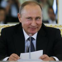 Renzi a San Pietroburgo con Putin: