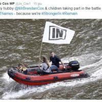 Jo Cox, attivista e impegnata. Il racconto degli ultimi giorni nelle immagini sui social