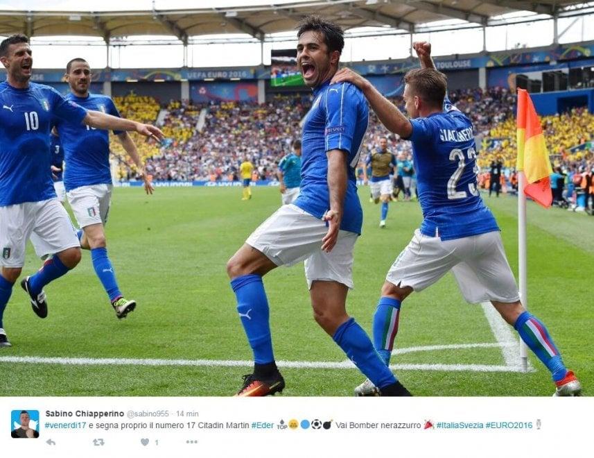 Euro 2016 tutti i 17 di eder quando i gol sconfiggono - Superstizione specchio rotto ...