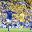 Italia-Svezia 1-0, Eder lancia gli azzurri agli ottavi