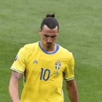 Svezia, Ibrahimovic deluso: