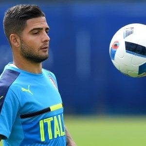 Napoli, l'agente di Insigne: ''Niente Barcellona, presto incontro con De Laurentiis''