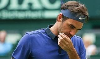 Tennis, Halle; impresa del baby Zverev. Batte Federer e vola in finale