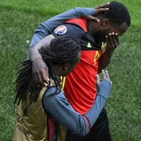 Euro 2016,  Lukaku segna e scoppia in lacrime