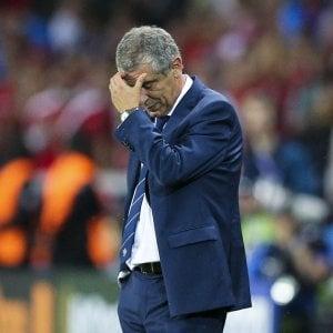 """Portogallo, Santos: """"E' mancato solo il gol"""""""