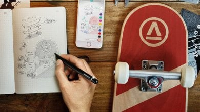 Appunti 2.0, l'arte di fermare un'idea così penna e taccuino diventano hi-tech
