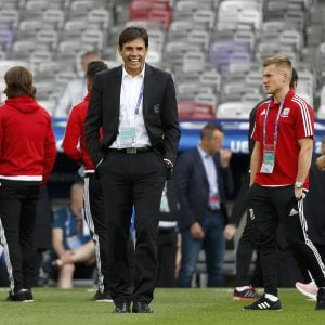 """Coleman: """"Il Galles giocherà per la sua gente"""". Slutsky: """"Non pensare a tifo violento"""""""