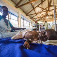Sud Sudan, la siccità divora la terra e 5 milioni di persone rischiano