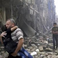 Siria, Aleppo: chi riesce a fuggire racconta la quotidianità della guerra