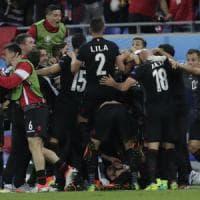 Romania-Albania 0-1, le Aquile sperano negli ottavi