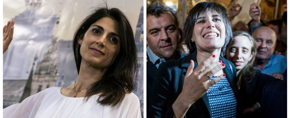 Comunali, Roma e Torino alle donne M5s. Sala sindaco a Milano. Napoli conferma de Magistris