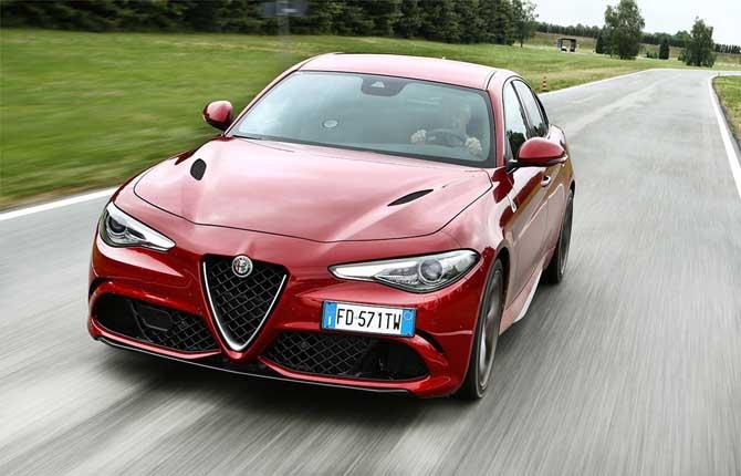 "Alfa Romeo protagonista alla ""Vernasca Silver Flag 2016"""