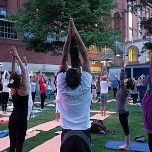 Giornata mondiale dello yoga, ed è boom di praticanti