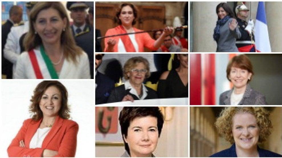 Da Roma a Parigi e Madrid, le donne alla conquista delle città europee