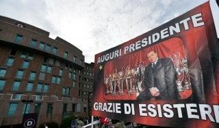 Milan, in attesa della svolta cambia la tv di casa