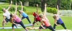 Yoga, fa tendenza l'antica disciplina  che 'riattiva' mente e corpo   a cura di IRENE SCALISE