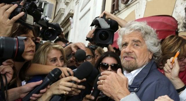 Renzi: vittoria netta M5s, non voto protesta    vd        Grillo: pronti a governare il Paese    video