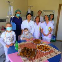 Oncologia pediatrica, arrivano le ricette del coraggio
