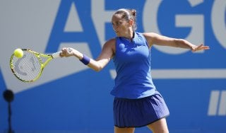 Tennis: Vinci e Errani scivolano sull'erba di Eastbourne, avanza Seppi a Nottingham