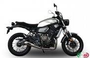La Yamaha XSR e la voglia di personalizzazione