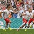Ucraina-Polonia 0-1: biancorossi secondi, c'è la Svizzera agli ottavi