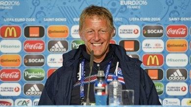 """Islanda-Austria, Hallgrimsson per la storia: """"Il destino è nelle nostre mani"""""""
