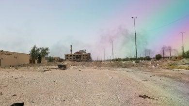 Falluja: al fronte con i soldati di Bagdad nella città contesa al Califfato