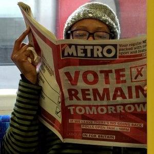 """Brexit, Juncker avverte: """"Non ci saranno altre trattative: chi è fuori è fuori"""""""