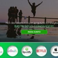 "Streaming: ""Together Price"", sito legale per condividere gli abbonamenti"
