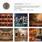 La Fenice sbanca su Instagram: tra foto d'archivio e backstage è il teatro più seguito