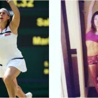 Marion Bartoli, 30 chili in meno dopo Wimbledon e il ritiro: fan preoccupati