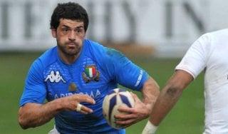 Rugby, l'azzurro Andrea Masi costretto al ritiro