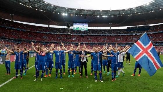 Islanda-Austria 2-1: i vichinghi volano agli ottavi