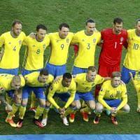 Svezia-Belgio, il film della partita