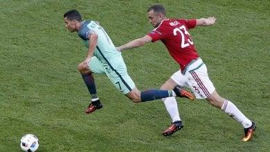 "Ronaldo: ""Una partita folle"". Storck: ""Meritiamo solo elogi"""