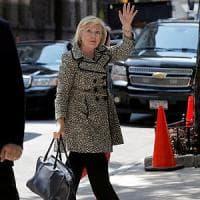 Hillary Clinton e la borsa della discordia