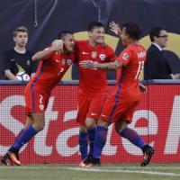 Coppa America, Cile supera la Colombia 2-0: è di nuovo finale con l'Argentina