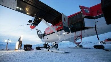 Antartide, missione compiuta: salvati  i due scienziati malati della base Usa