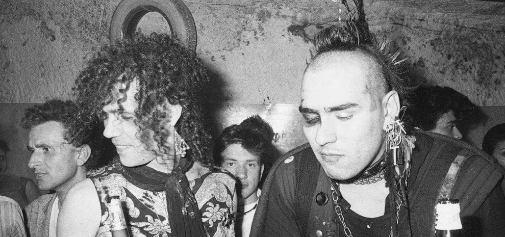 Diamond Dogs, quel cunicolo punk che collegava Napoli a Berlino Est