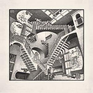 Escher a Milano: l'arte oltre la scienza