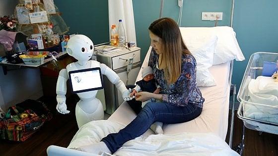 """""""Personalità elettronica per tutti i robot"""". Dall'Ue una legge che dà diritti e doveri agli automi"""