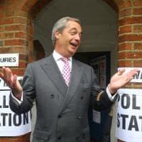Gran Bretagna fuori da Ue. Farage: