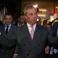 Brexit, vince il 'Leave': i festeggiamenti degli euroscettici