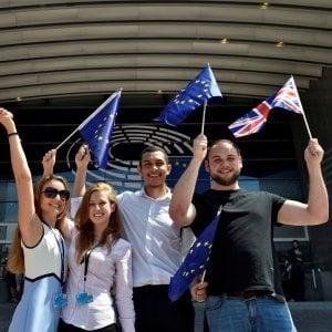 La scelta giovane del Remain, gli inglesi sotto i 24 anni vogliono l'Europa